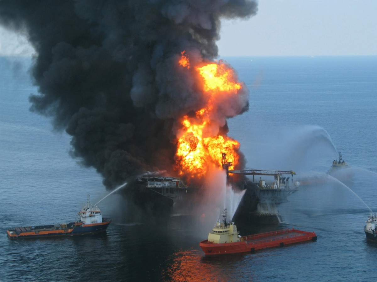 accident deepwater horizon