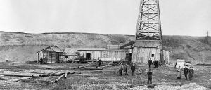 Fig. 8. Turner Valley Gas Plant. Source : FootHills Tourism. https://foothillstourism.com/blog/turner-valley-gas-plant