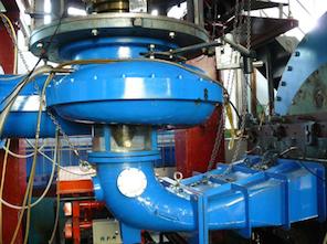 Fig. 6. Turbine