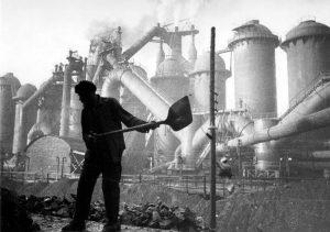 Рис.1 Строительство социалистической промышленности