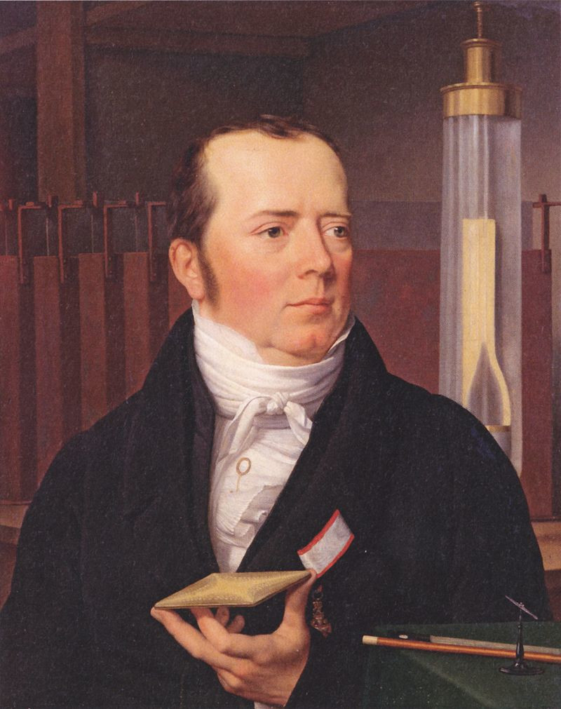 Christoffer Wilhelm Eckersberg - OERSTED