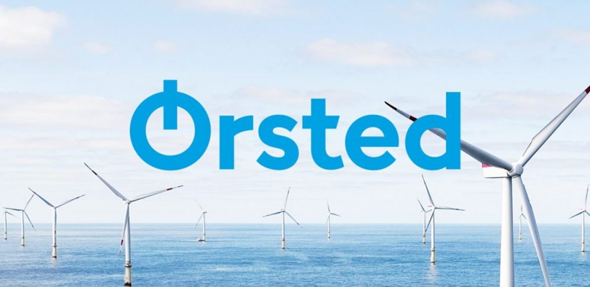 Oersted, previously dong energy: catching mighty north sea winds