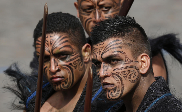 maoris nouvelle zelande