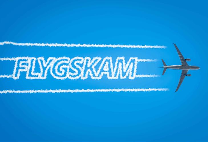 flygskam sobriété énergétique