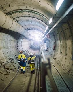 nucléaire stockage souterrain