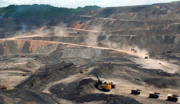 mines - mines ciel ouvert