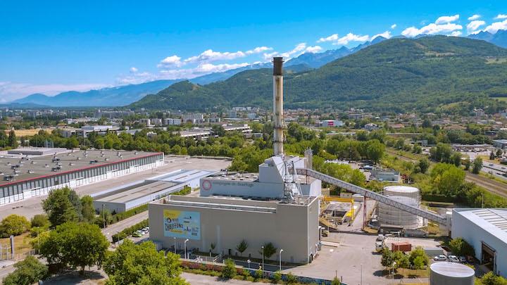 politique énergétique usine grenoble