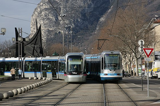 tramway grennoble energie