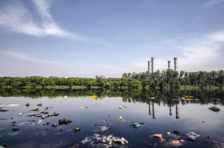 pollution biosphere