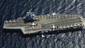 propulsion nucleaire navale porte avion